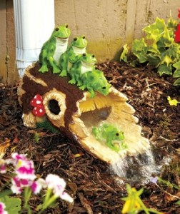 Frog Decorative Downspout